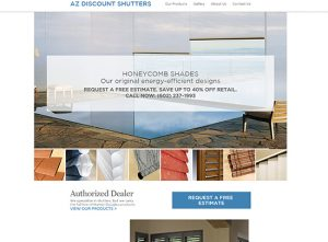 Arizona Discount Shutters