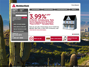 Meridian Bank Arizona
